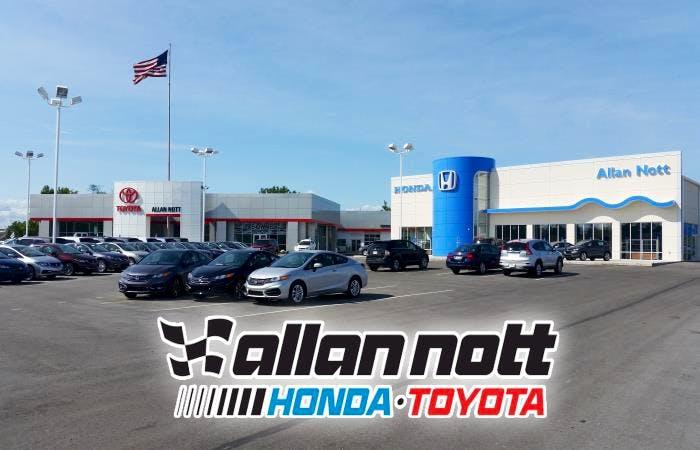 Allan Nott Honda >> Allan Nott Honda Toyota Toyota Honda Used Car Dealer