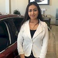 Sultana Azizi at INFINITI of Scottsdale