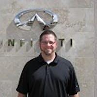 Erik Leis at INFINITI of Scottsdale