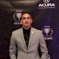 Rocky Tarik at Island Acura