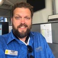Tony Carroll at Hendrick Chevrolet Hoover