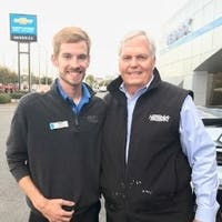 Jeremy Jiles at Hendrick Chevrolet Hoover