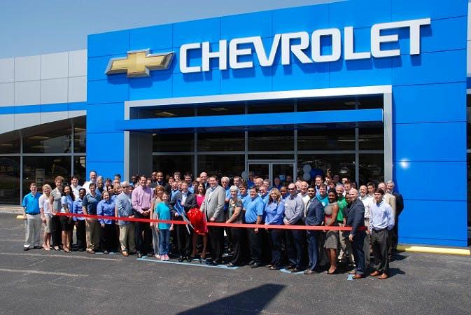 Hendrick Chevrolet Hoover, Hoover, AL, 35216