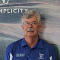 Bob McGill at Allen Honda