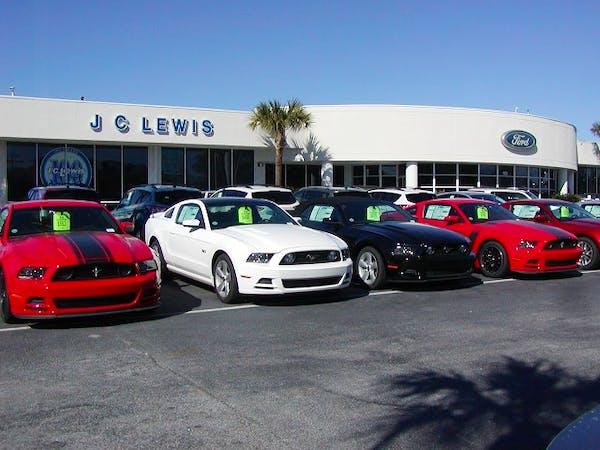 Jc Lewis Ford >> J C Lewis Ford Ford Service Center Dealership Ratings