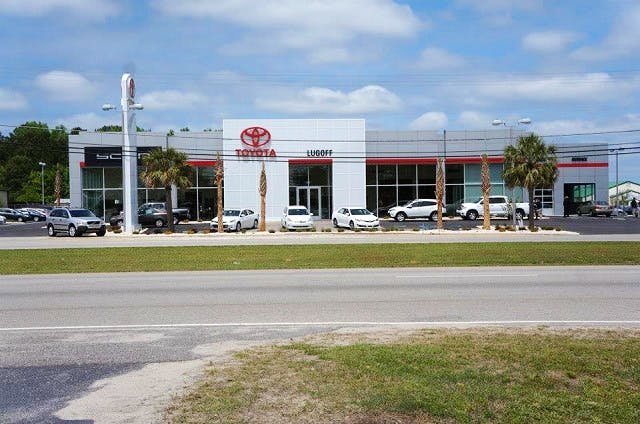 Lugoff Toyota, Lugoff, SC, 29078