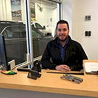 Sam Donnelly at Sunnyside Chevrolet - Service Center