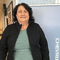 Diana Tait at Sunnyside Chevrolet