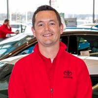 Ryan Sayers at Toyota of Brookfield