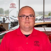 Daniel Pater at Toyota of Brookfield