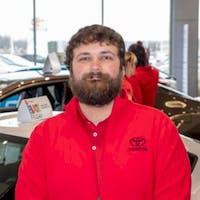 Zach Zizelman at Toyota of Brookfield