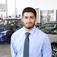 Brayan Alanis at Toyota of Brookfield