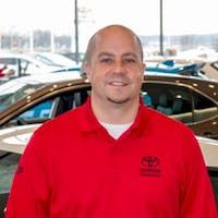 Andy Budd at Toyota of Brookfield