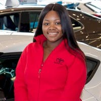 Brianna Glosson at Toyota of Brookfield