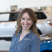 Stefanie  Masters at Toyota of Brookfield