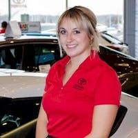 Julia Ward at Toyota of Brookfield