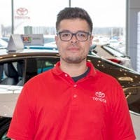 Gil Esquivel at Toyota of Brookfield