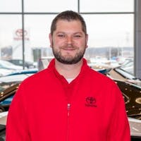 Andy  Strnad at Toyota of Brookfield