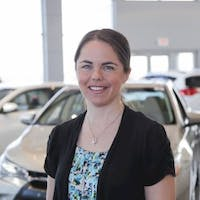 Staci Growe at Toyota of Brookfield