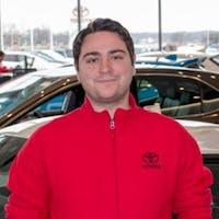 Zechariah  Bethke at Toyota of Brookfield