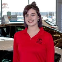 Katie Sternitzky at Toyota of Brookfield