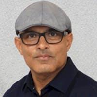 Mushtaq Ahmed at Jackie Cooper Imports