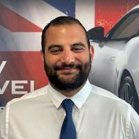 John Karam at Jaguar Land Rover Troy