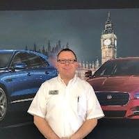 Don Slezinski at Jaguar Land Rover Troy - Service Center