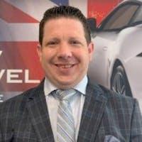 Mike  Golembiewski at Jaguar Land Rover Troy