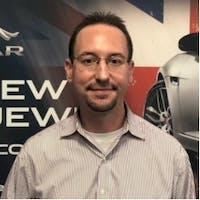 James Wawrzyniak at Jaguar Land Rover Troy