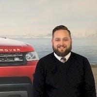 Greg Hooper at Jaguar Land Rover Troy