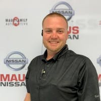 Justin Skelton at Maus Nissan of North Tampa