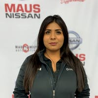 Karen Arana at Maus Nissan of North Tampa
