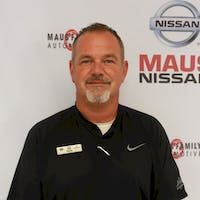 Mark Hover at Maus Nissan of North Tampa