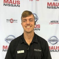 Chris Kopp at Maus Nissan of North Tampa