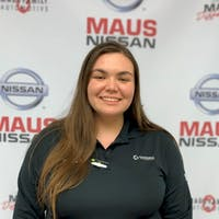 Jasmine Chancey at Maus Nissan of North Tampa