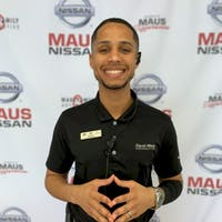 Daniel Ramize at Maus Nissan of North Tampa
