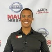 Brandon Bradford at Maus Nissan of North Tampa