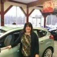 Janice Loud at Jannell Ford of Hanover