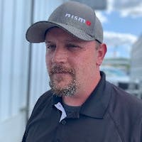 Jared Smith at Dave Smith Nissan