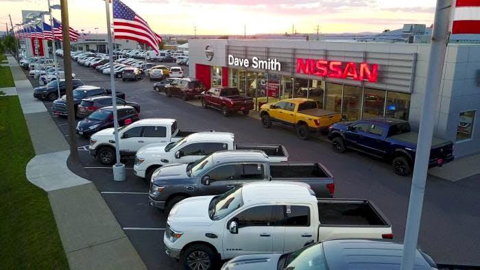 Dave Smith Nissan, Spokane Valley, WA, 99212
