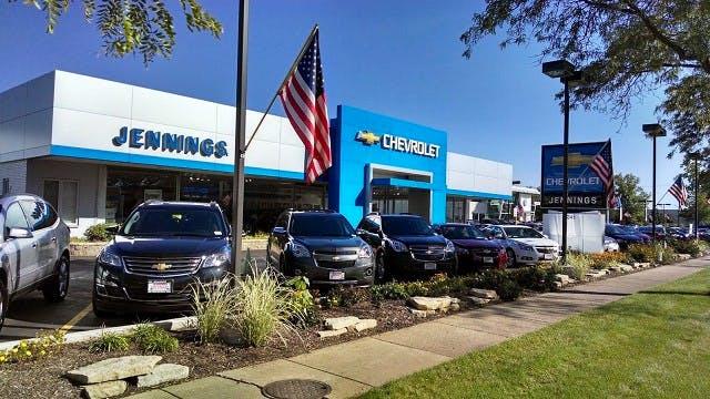 Jennings Chevrolet, Glenview, IL, 60025
