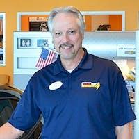 Mike Johnson at Jim Butler Chevrolet - Service Center