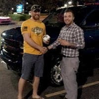 Robert Mason at Jim Butler Chevrolet