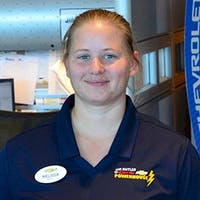Melissa Perez at Jim Butler Chevrolet - Service Center
