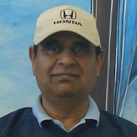 Ravi Gowda at Jim Coleman Honda