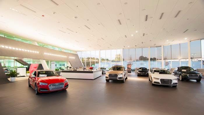 Audi Atlanta, Atlanta, GA, 30341