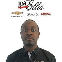 Dwight  Wood at Jim Ellis Buick GMC Atlanta