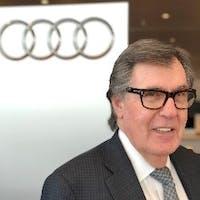 Sasha Landy at Audi Marietta