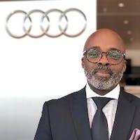 Edker Jenkins at Audi Marietta